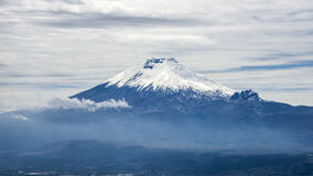 Cotopaxi Volcano, Andean Highlands of Ecuador Royalty Free Stock Images