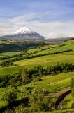 Cotopaxi volcano, Ecuador. Royalty Free Stock Image