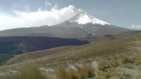 Cotopaxi Volcano Eruption Time Lapse filme