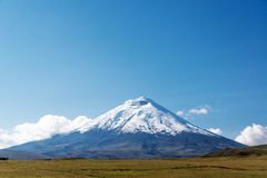 Cotopaxi Volcano Royalty Free Stock Photos