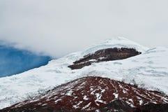 Cotopaxi vulkan Royaltyfri Bild