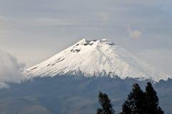Cotopaxi vulkan Arkivbilder