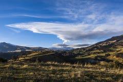 Cotopaxi-Vulkan Lizenzfreies Stockfoto