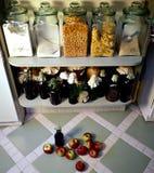 Cotos hechos en casa Fotos de archivo libres de regalías