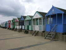 Cotswold Beach-hut Stock Images