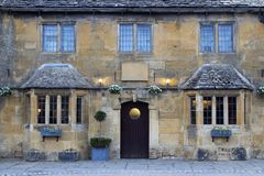 Cotswold building facade Stock Photography