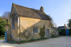 Cotswold chapel Stock Photography