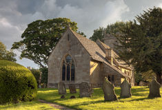 Cotswold church Stock Photography