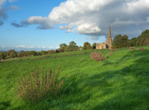 Cotswold church Royalty Free Stock Images