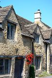 Cotswold cottage, Castle Combe. Stock Photo