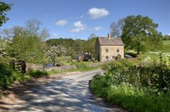 Cotswold Cottage Stock Image