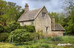 Cotswold cottage Royalty Free Stock Photography
