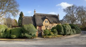 Cotswold cottage Royalty Free Stock Photos
