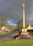 cotswold England miasteczko Zdjęcia Royalty Free