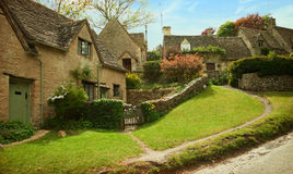 Cotswold, England, UK. Royalty Free Stock Images
