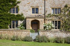 Cotswold farmhouse Royalty Free Stock Image