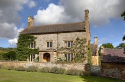 Cotswold farmhouse Stock Images