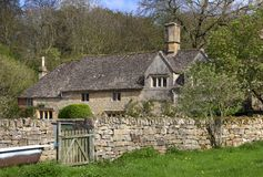 Cotswold home, Gloucestershire Royalty Free Stock Photos