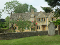 A cotswold home Stock Images