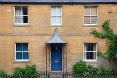 Cotswold house facade Royalty Free Stock Photography