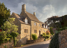 Cotswold house Stock Photography