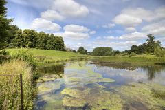 Cotswold lakes Royalty Free Stock Photography