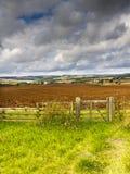 Cotswold-Landschaft, Gloucestershire, England Stockfoto