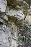 Cotswold Limestone Rock Royalty Free Stock Image