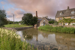 Cotswold mill Royalty Free Stock Photo