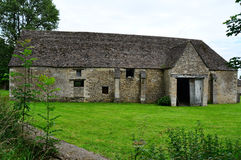 Cotswold stone barn Royalty Free Stock Image