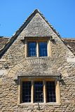 Cotswold stone cottage, Castle Combe. Stock Photography