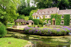 Cotswold village Royalty Free Stock Images