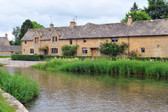 Cotswold Village Stock Photography