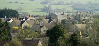 Cotswolds Stockbild