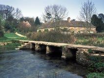 Cotswolds, Eastleach imagen de archivo