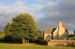 Cotswolds en Inglaterra Foto de archivo