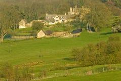 cotswolds krajobrazu Obrazy Royalty Free