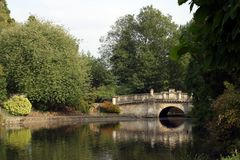 Cotswolds pittoresco - Cheltenham fotografia stock libera da diritti