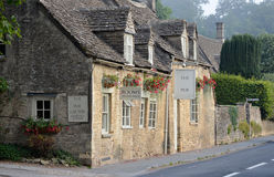 Cotswolds pub Stock Photography