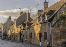 Cotswolds. A street in chipping campden  cotswolds gloucestershire midlands england uk Royalty Free Stock Photo