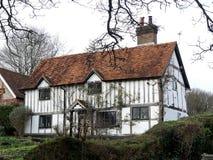 Cottage à la ruelle de 38 églises, Latimer photos stock