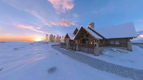 cottage photos libres de droits