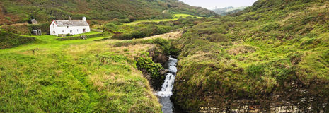 Cottage Fotografia Stock