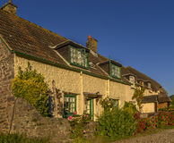 Cottage. A cottage in an english village Royalty Free Stock Photography