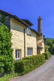 Cottage. A cottage in an english village Royalty Free Stock Images