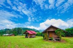 cottage Fotografia Stock Libera da Diritti