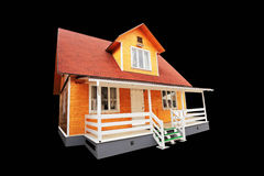 cottage Photo libre de droits