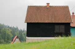 cottage Immagine Stock Libera da Diritti