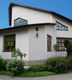 Cottage. fotografia stock libera da diritti