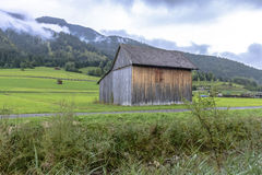 Cottage in Bavaria, Germany Stock Photo